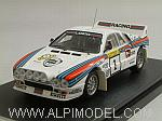 Lancia 037 #2 Rally 1000 Lakes 1984 Alen - Kivimaki by HPI RACING