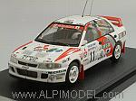 Mitsubishi Lancer Evolution II #11 Rally Sweden 1995 Makinen - Harjanne by HPI RACING.