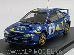 Subaru Impreza WRC #4 Winner Rally Sweden 1997 Eriksson - Parmander by HPI RACING.