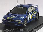 Subaru Impreza WRC #3 Winner Rally Safari 2000 Burns - Reid by HPI RACING.