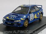 Subaru Impreza WRC #3 Rally Sweden 1997 McRae - Grist by HPI RACING.