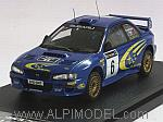 Subaru Impreza WRC #6 Rally Great Britain 1999 Kankkunen - Repo by HPI RACING.