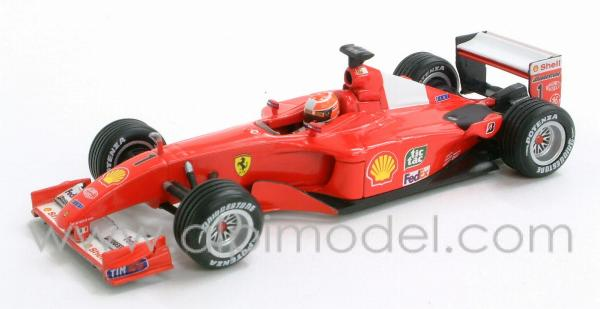 ferrari f2001 michael schumacher - photo #38
