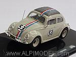 Volkswagen Beetle HERBIE The Love Bug / Il Maggiolino Tutto Matto by HOT WHEELS.