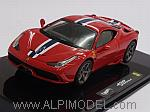 Ferrari 458 Speciale 2013 (Red) by HOT WHEELS.