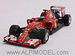 Ferrari F14T 2014 Fernando Alonso by HOT WHEELS.