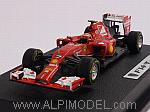 Ferrari F14T 2014  Kimi Raikkonen by HOT WHEELS.