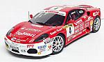 Ferrari F430 #4 Italian Champion Ferrari Challenge 2006 A.Belluzzi by HOT WHEELS.