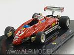 Ferrari 126 C2 #27 GP Imola 1982 Gilles Villeneuve by HOT WHEELS.