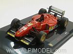 Ferrari 412 T1 #28 Gerhard Berger 1994 by HOT WHEELS.