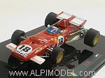 Ferrari 312 B 1970 Jacky Ickx by HOT WHEELS.
