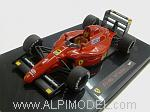 Ferrari F1 90 GP Winner France 1990 Alain Prost by HOT WHEELS