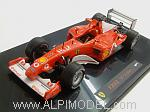 Ferrari F2002 Winner GP Canada 2002 Michael Schumacher by HOT WHEELS.