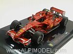 Ferrari F2007 Winner GP China 2007 Kimi Raikkonen  (200th Ferrari Victory) by HOT WHEELS.