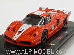 Ferrari FXX #11 (Scuderia Red) by HOT WHEELS.