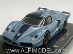 Ferrari FXX (Light Blue Metallic) by HOT WHEELS.