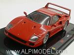 Ferrari F40 (Red) by HOT WHEELS
