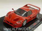 Ferrari F50 1995 (Red) by HOT WHEELS.