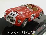 Ferrari 166 MM #22 Winner Le Mans 1949 by HOT WHEELS