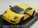 Lamborghini Murcielago LP640 2006 (Yellow) by HOT WHEELS.
