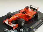 Ferrari F1-2000 Michael Schumacher 2000 by HOT WHEELS.