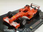Ferrari F2003-GA Michael Schumacher 2003 by HOT WHEELS.