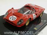 Ferrari 330 P4 #20 Le Mans 1967 by HOT WHEELS.
