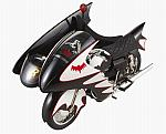 Bat Bike 1966 by HOT WHEELS.