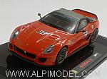Ferrari 599XX #3 (Red) by HOT WHEELS.