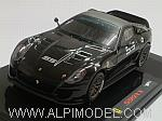 Ferrari 599XX #55 (Matt Black) by HOT WHEELS.