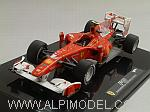 Ferrari F10 Winner GP Bahrain 2010 Fernando Alonso by HOT WHEELS.