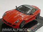 Ferrari 599 GTO (Red/Matt Grey) Elite Serie by HOT WHEELS.