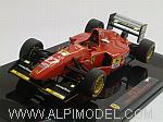 Ferrari 412T1 GP Great Britain 1994 Jean Alesi by HOT WHEELS.