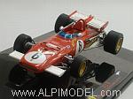 Ferrari 312 B GP South Africa 1971 Mario Andretti by HOT WHEELS.