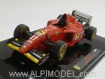 Ferrari 412 T2 GP Europa 1995 Jean Alesi by HOT WHEELS.