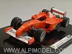 Ferrari F2001 GP Hungary 2001 World Champion Michael Schumacher by HOT WHEELS