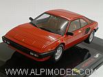 Ferrari Mondial 8 1980 (Red) by HOT WHEELS.