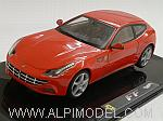 Ferrari FF 2011 (Red) by HOT WHEELS