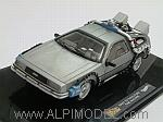 De Lorean Back To The Future Time Machine by HOT WHEELS