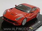 Ferrari F12 Berlinetta 2012  (Red) by HOT WHEELS.