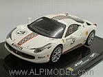 Ferrari 458 Italia Challenge (White) by HOT WHEELS.