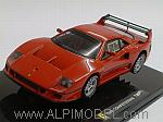 Ferrari F40 Competizione Launch Version 1988 by HOT WHEELS.