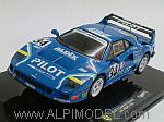 Ferrari F40 #34 Le Mans 1995 Ferte - Thevenin - Palau by HOT WHEELS.