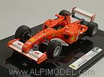 Ferrari F2002 GP France 2002 Michael Schumacher by HOT WHEELS.