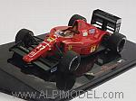 Ferrari F1-89 GP Hungary 1989 Nigel Mansell by HOT WHEELS.