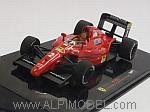 Ferrari F1-90 GP Portugal 1990 Nigel Mansell by HOT WHEELS.