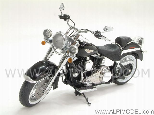 Highway 61 Harley Davidson Flstn Softail Deluxe Vivid