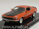 Ford Mustang Boss 302 1969  (Red) by HIGHWAY 61