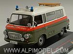 Barkas B1000 Volkspolizei 1968 by IST MODELS