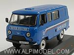 UAZ 452 (39625) Russian Mail 2005 by IST MODELS